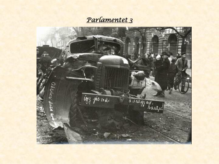 Parlamentet 3