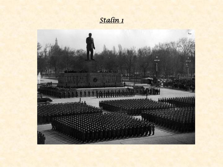 Stalin 1