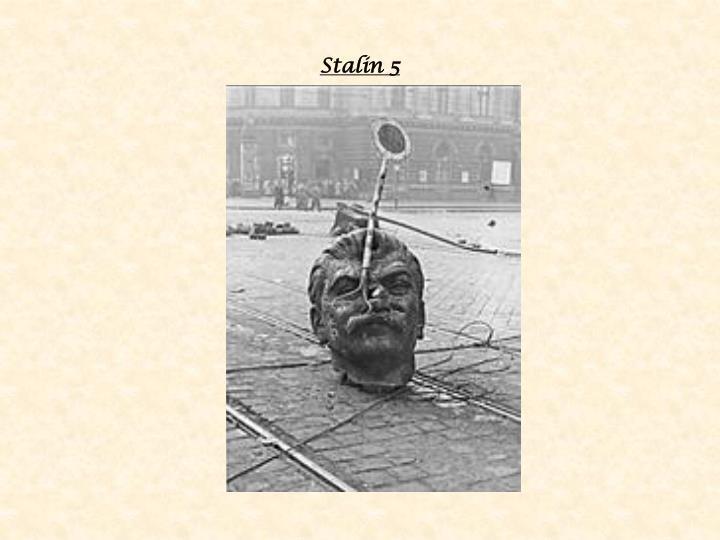 Stalin 5