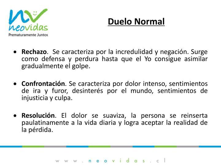 Duelo Normal