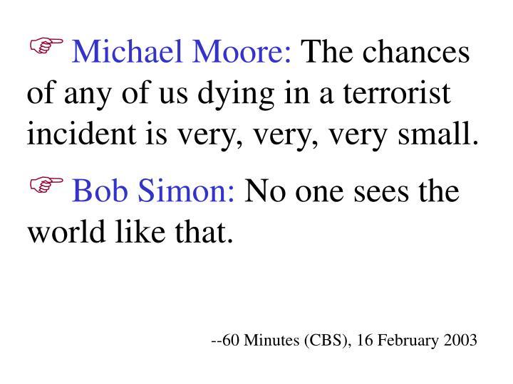 --60 Minutes (CBS), 16 February 2003