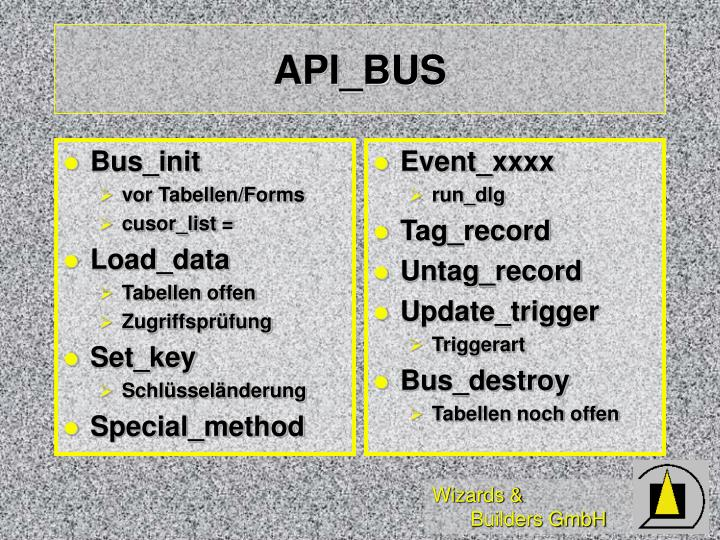 Bus_init