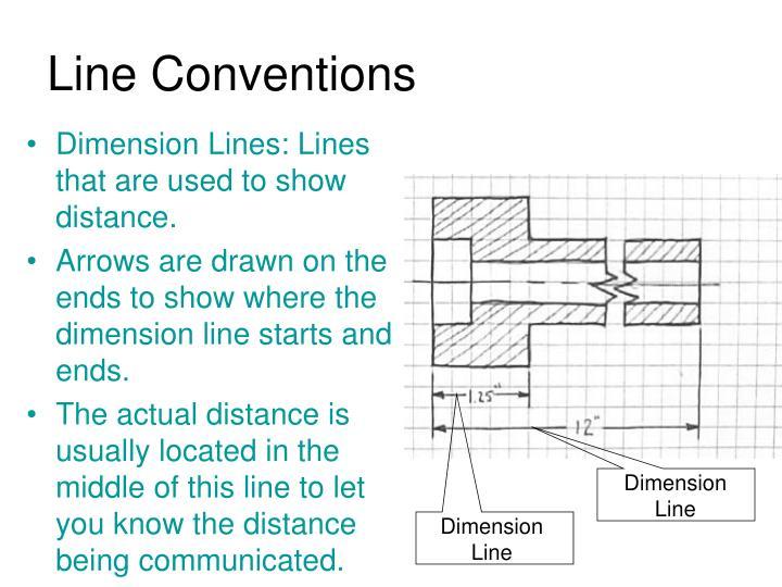 Dimension Line