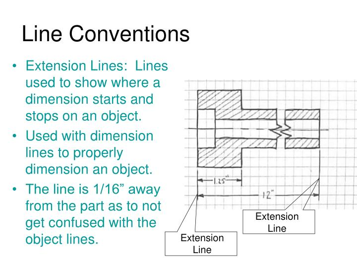 Extension Line