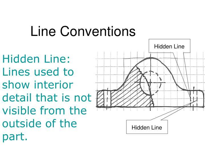 Hidden Line