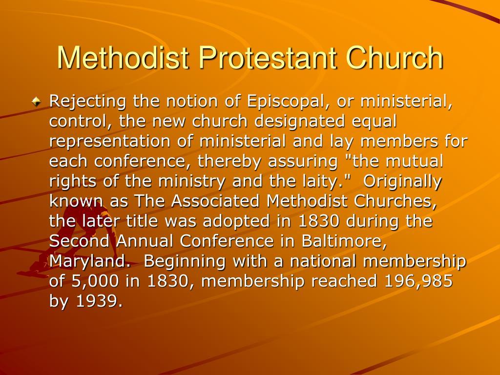 Methodist Protestant Church