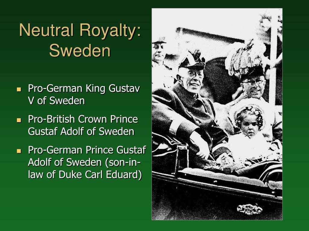 Neutral Royalty: