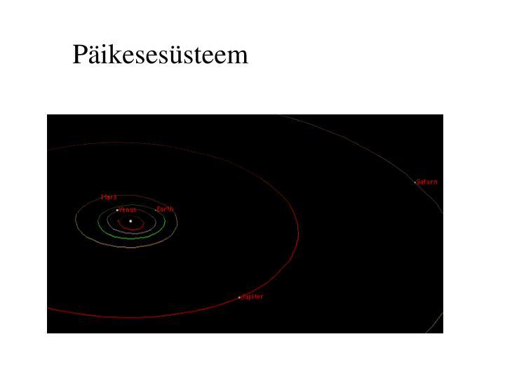 Päikesesüsteem