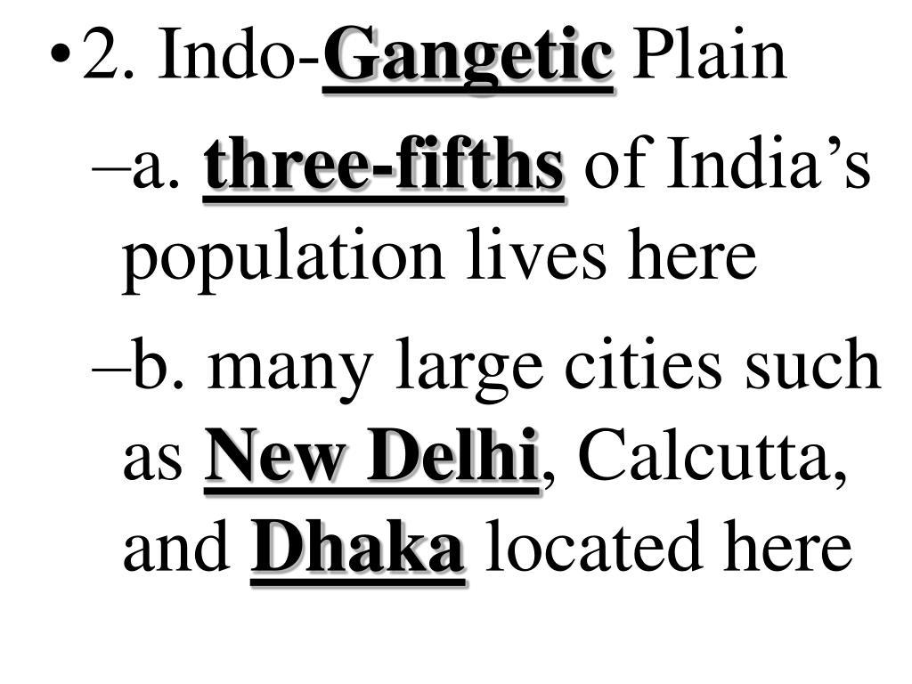 2. Indo-