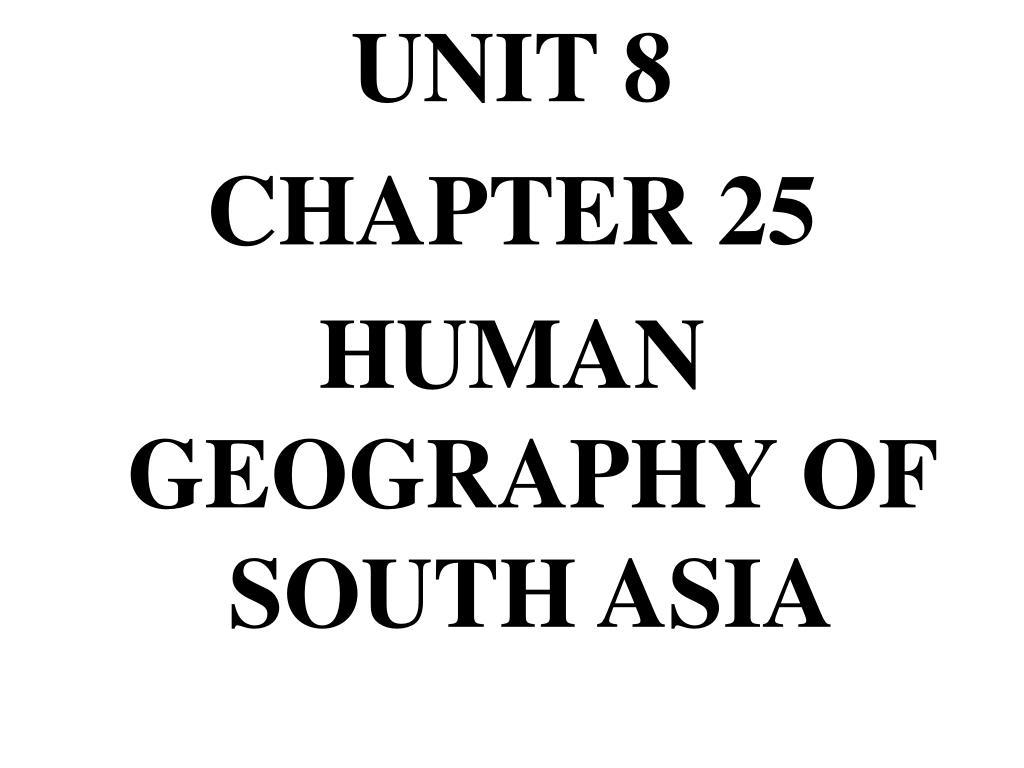 UNIT 8