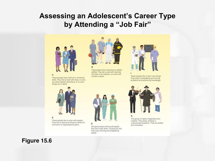 Assessing an Adolescent's Career Type