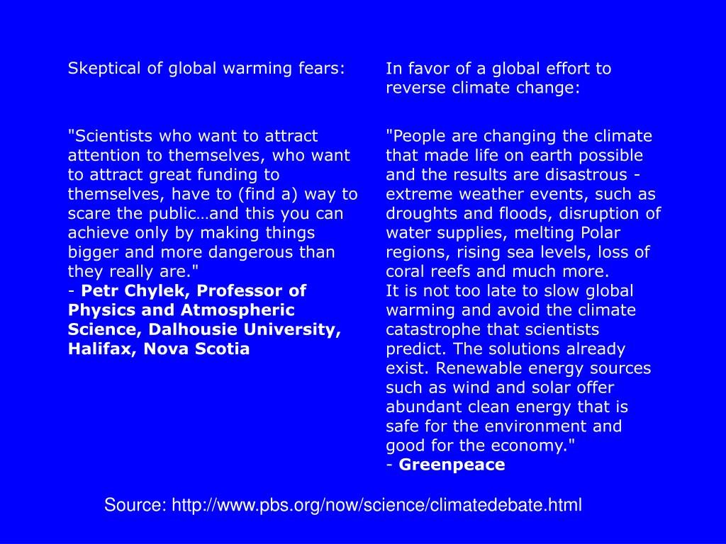 Source: http://www.pbs.org/now/science/climatedebate.html