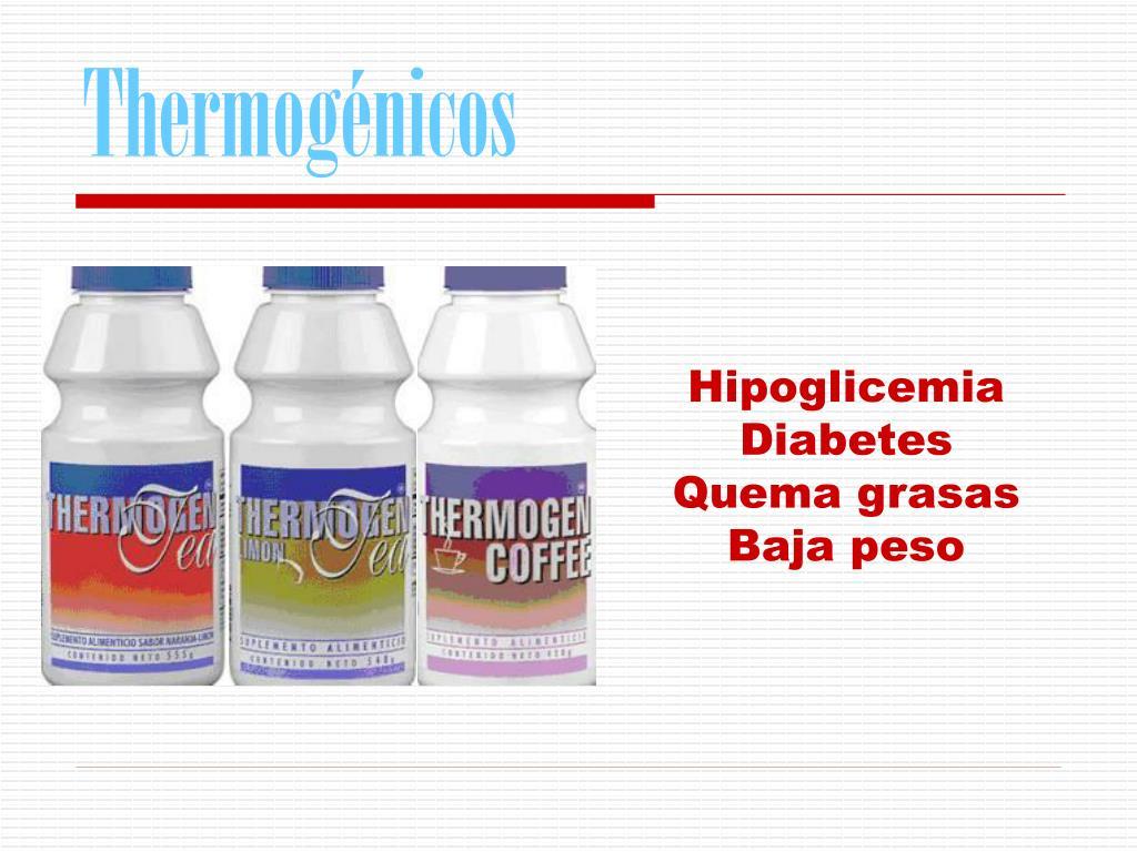 Thermogénicos