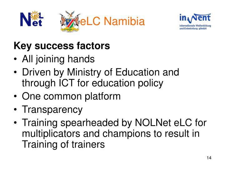 eLC Namibia
