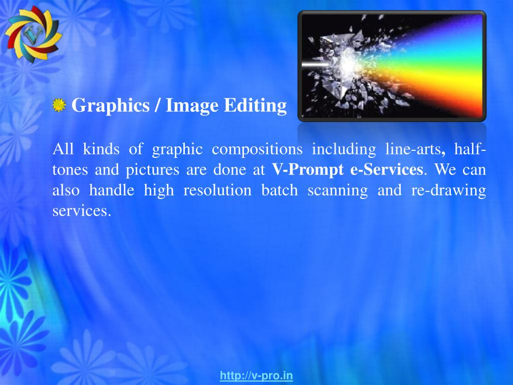 Graphics / Image Editing