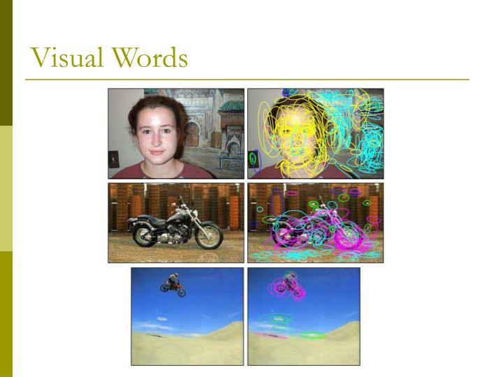 Visual Words