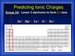 predicting ionic charges1