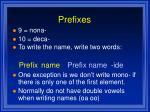 prefixes2