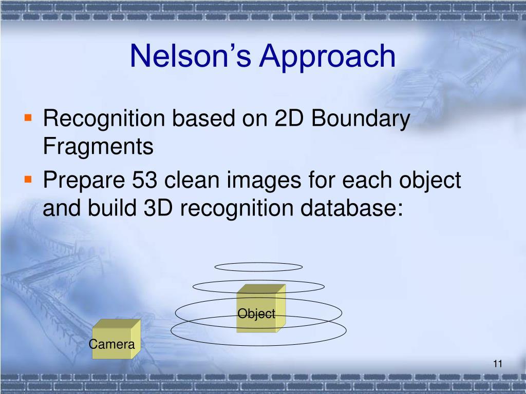 Nelson's Approach