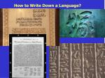 roots of language1