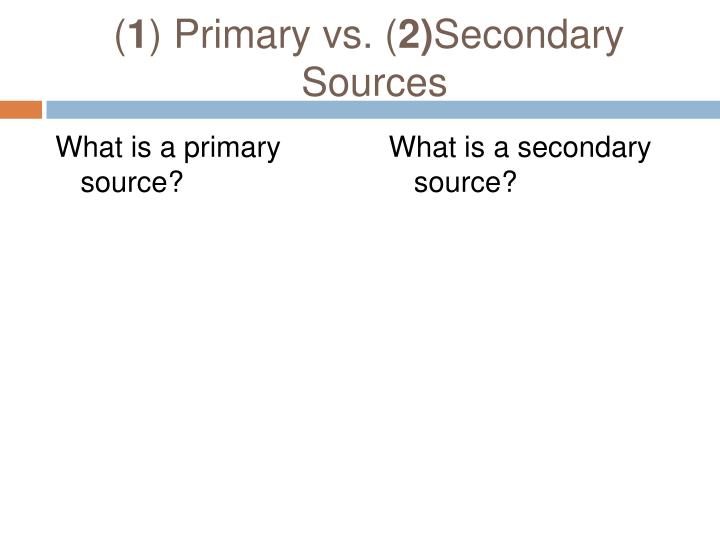 research paper secondary sources Online writing lab if i am writing a literature analysis paper while most of the sources that are found during research are secondary sources.