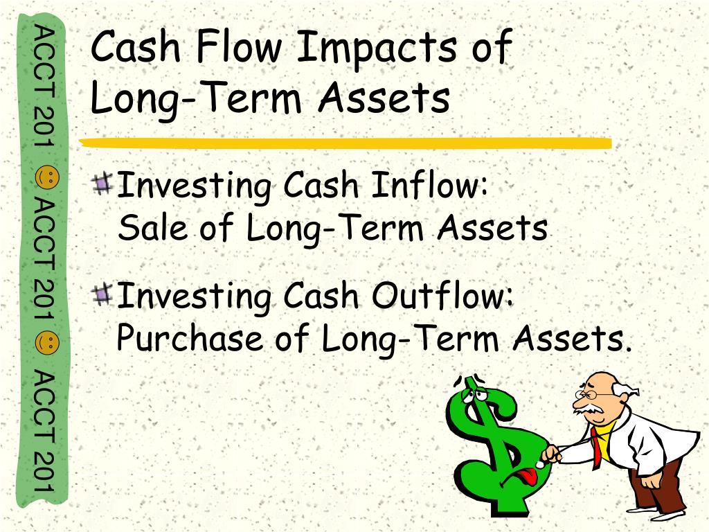 Cash Flow Impacts of