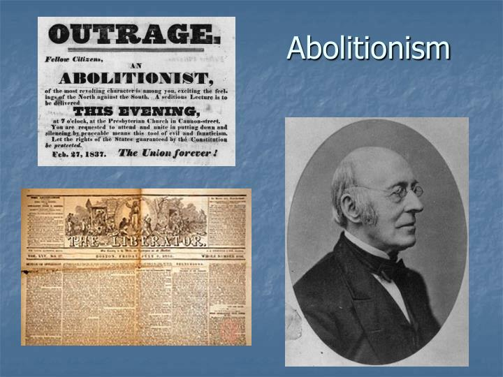 Abolitionism