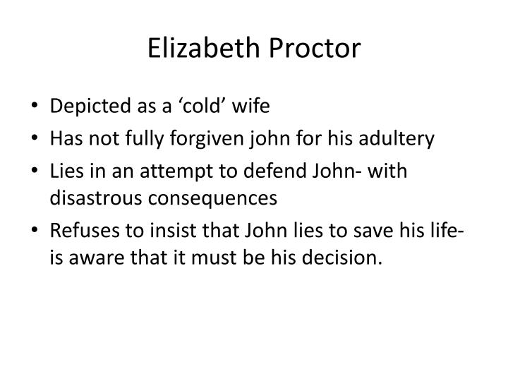 defending john proctor essay