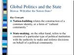 global politics and the state biswas w h ither the nation state4