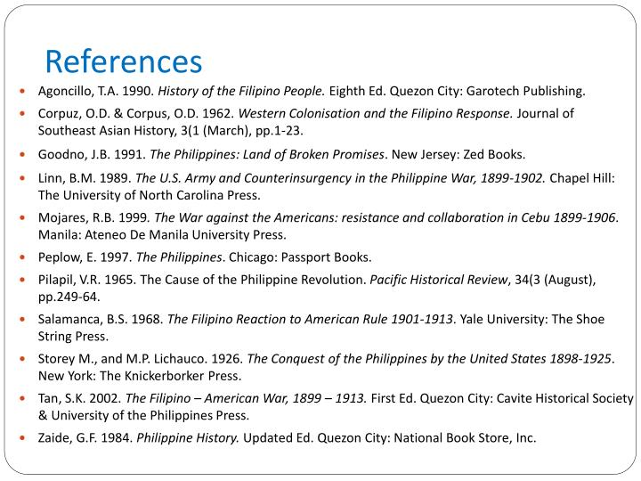 Book review the filipino american war 1899 1913