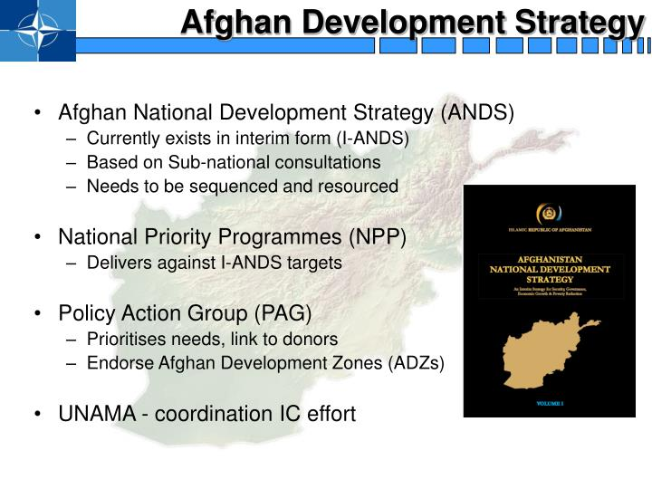 Afghan Development Strategy