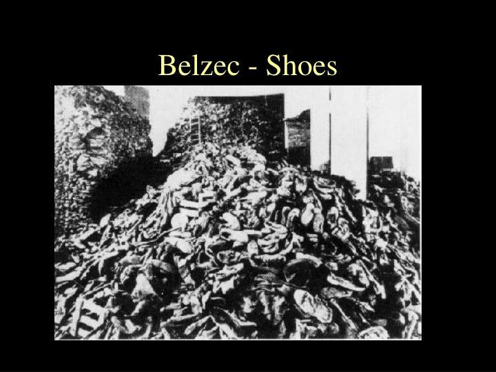 Belzec - Shoes