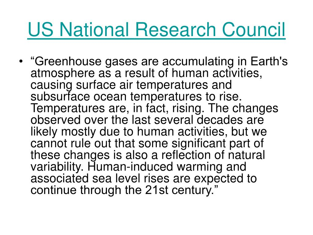 US National Research Council