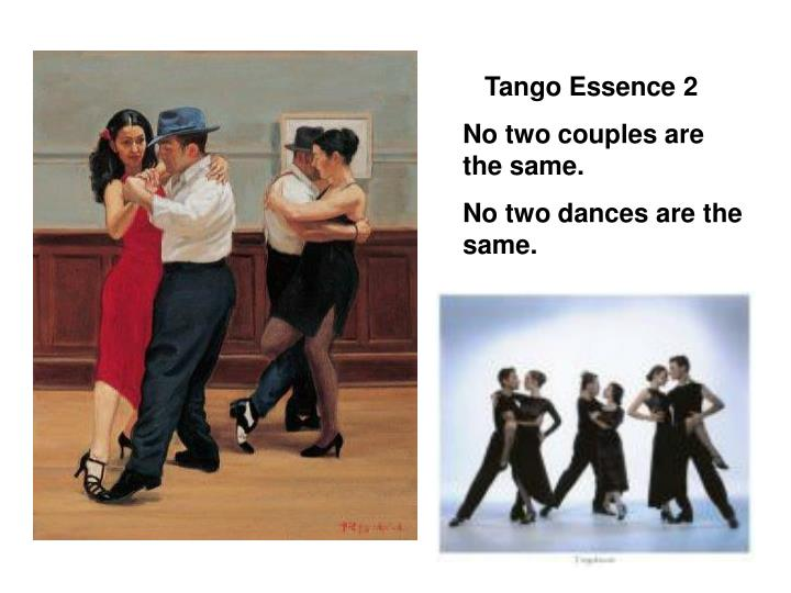 Tango Essence 2