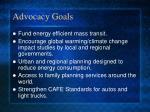 advocacy goals1