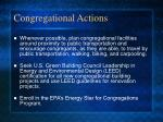 congregational actions2