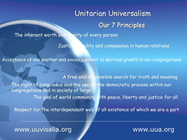 Our 7 Principles