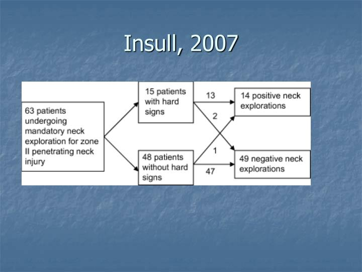 Insull, 2007