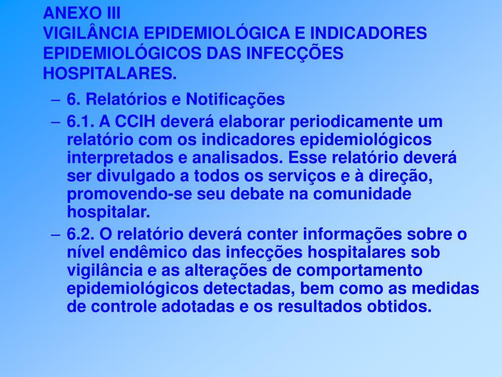6. Relatórios e Notificações