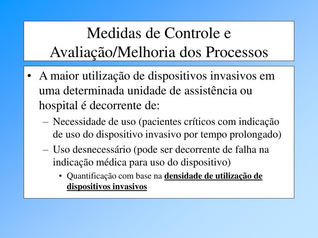 A maior utilização de dispositivos invasivos em uma determinada unidade de assistência ou hospital é decorrente de: