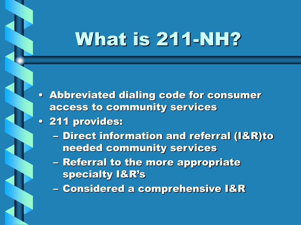 What is 211-NH?