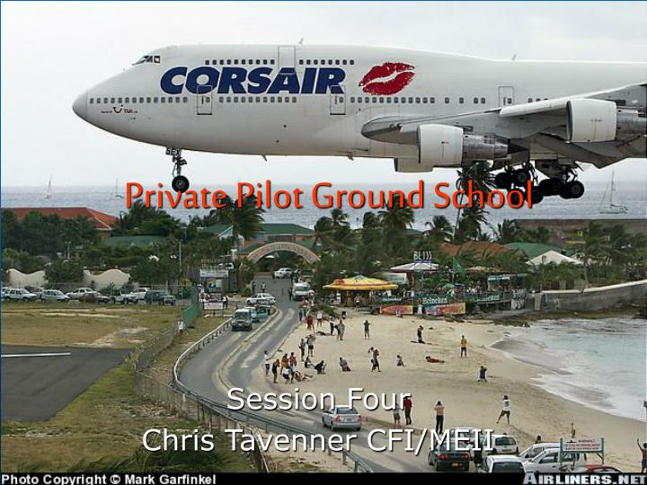 Private pilot ground school l.jpg