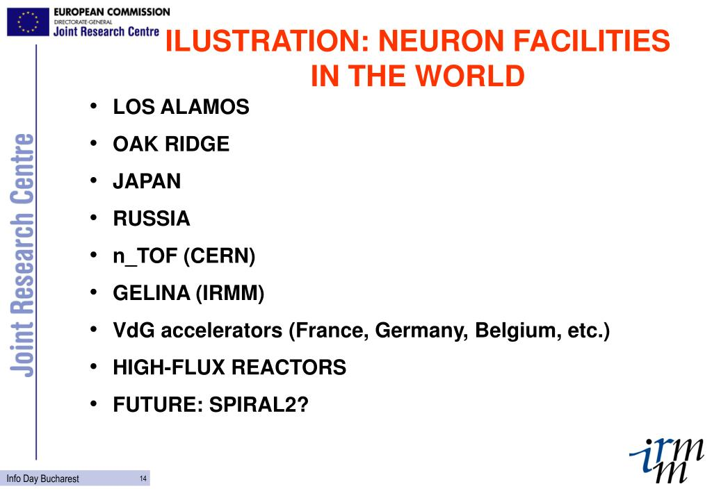 ILUSTRATION: NEURON FACILITIES IN THE WORLD