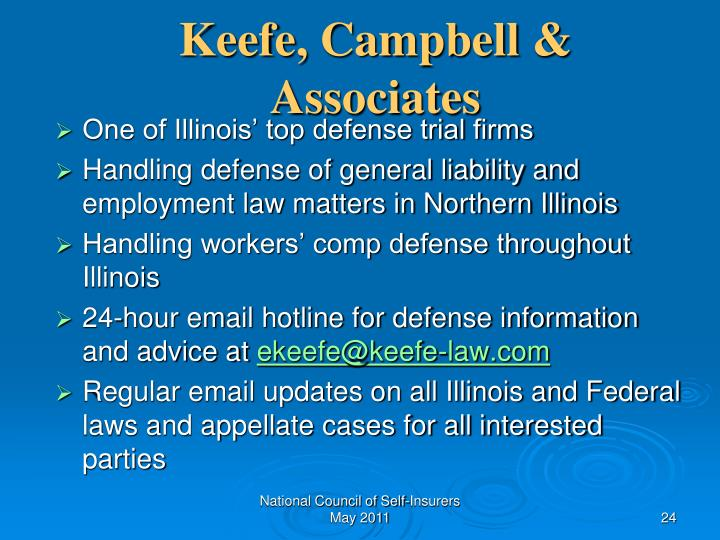 Keefe, Campbell & Associates