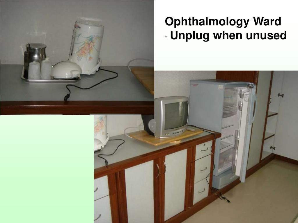 Ophthalmology Ward