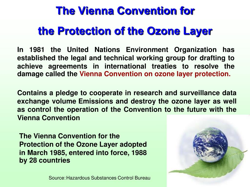 The Vienna Convention for