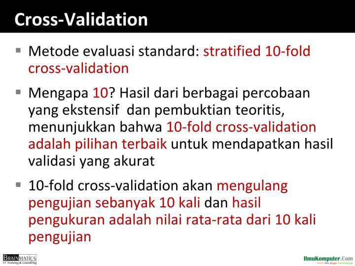 Cross-Validation