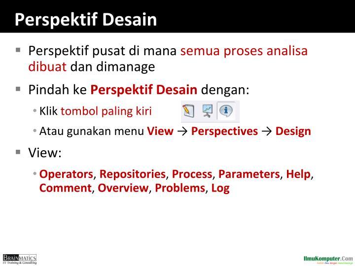 Perspektif Desain