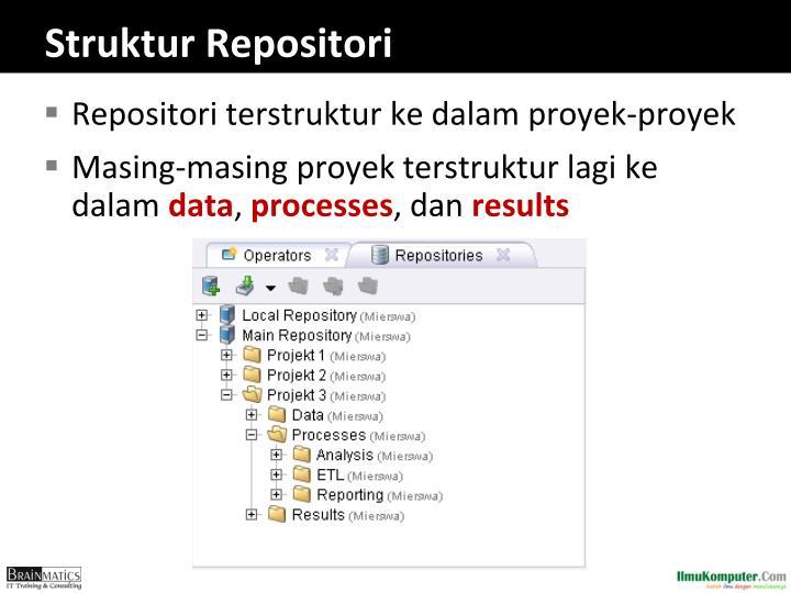 Struktur Repositori