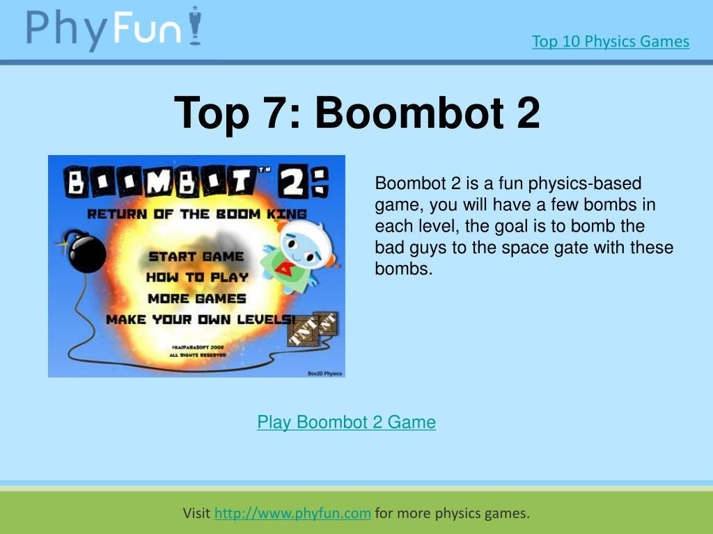 Top 7: Boombot 2